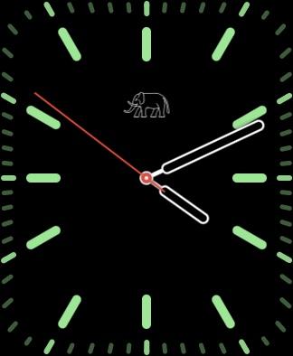 Apple Watchモノグラム